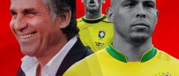 فوتبال تصویر واقعی از کشور عزیزمان ایران به دنیا نشان میدهد/ برزیل دهه ۷۰ تاثیر زیادی روی من داشت ، کیروش