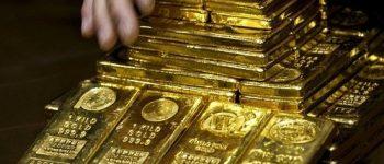 آرامش بازار طلا بعد از کم کردن ۱۲ دلاری قیمت